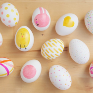 Easy Easter Egg Decoration