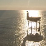 Father's Day Trip for the Fisherman: Frying Pan Tower