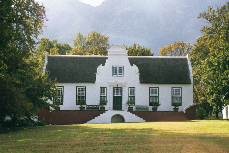 Opinions on cape dutch architecture for Cape dutch style house plans