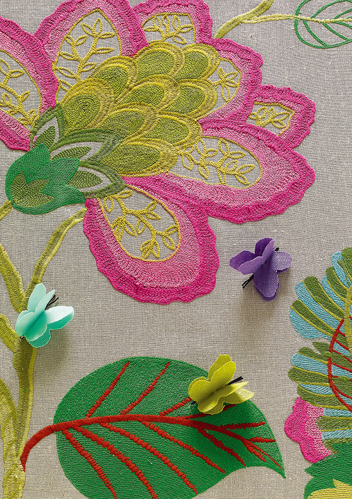 Fabric Love For Manuel Canovas New Collection For Spring