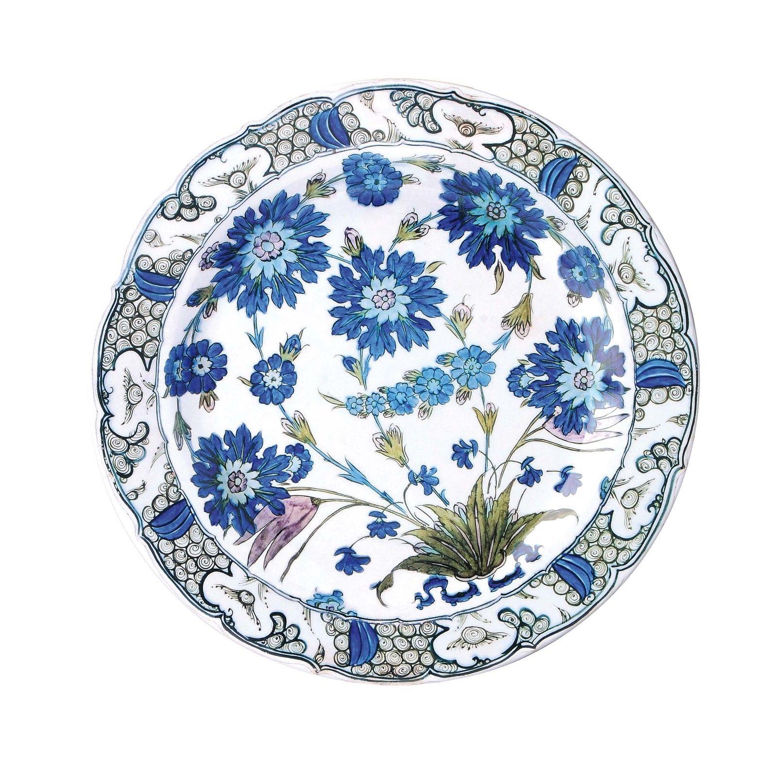 Museum Collection Floral Tin Enamel Plates  sc 1 st  The English Room & Museum Collection Floral Tin Enamel Plates | The English Room