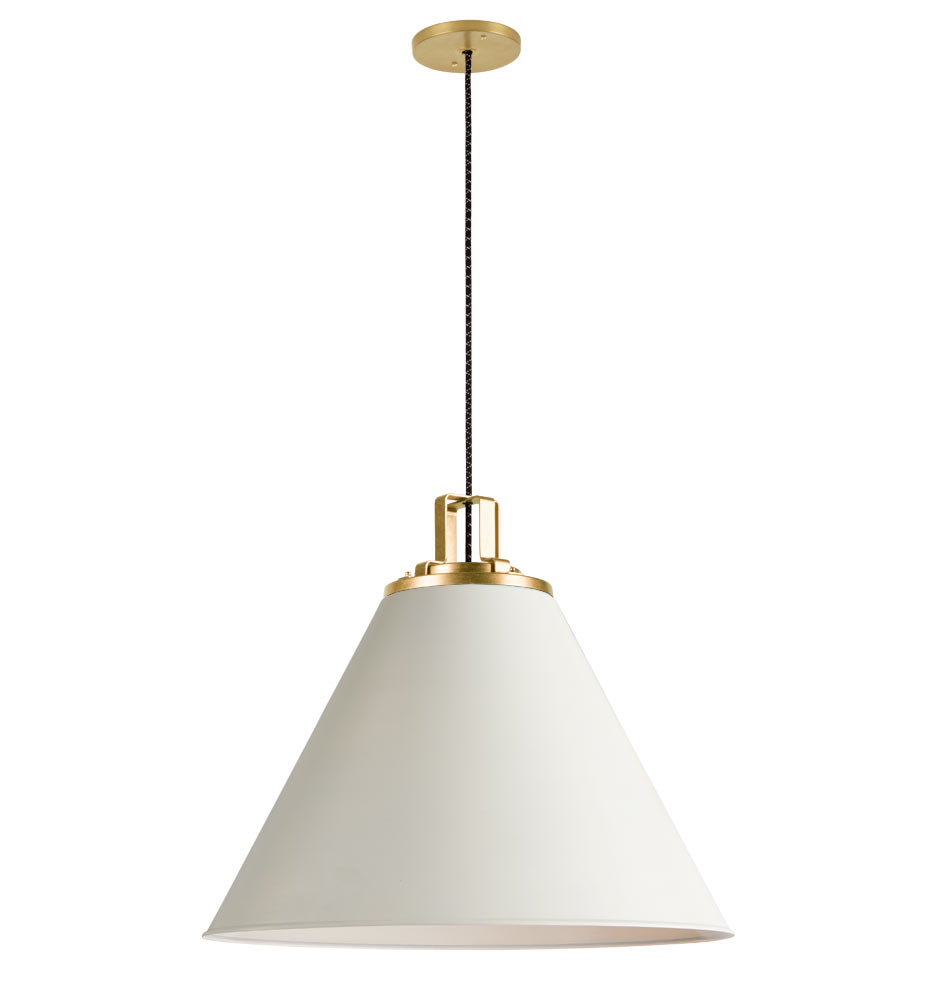 tapered lc index lightology by cone collection ac pendant lisos line tall