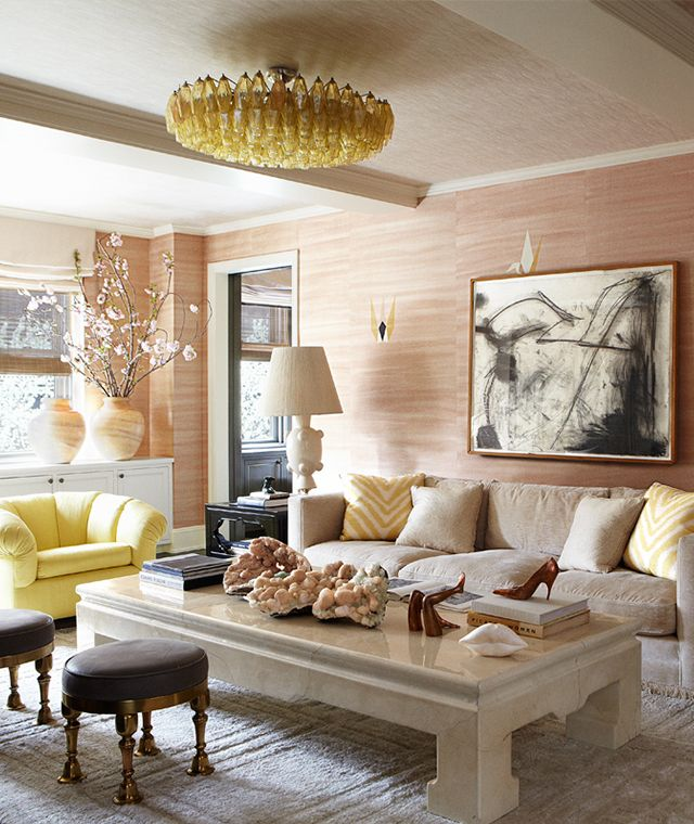 Home Decor Design Inspiration: Dress To Room Pairings: The Oscars 2015