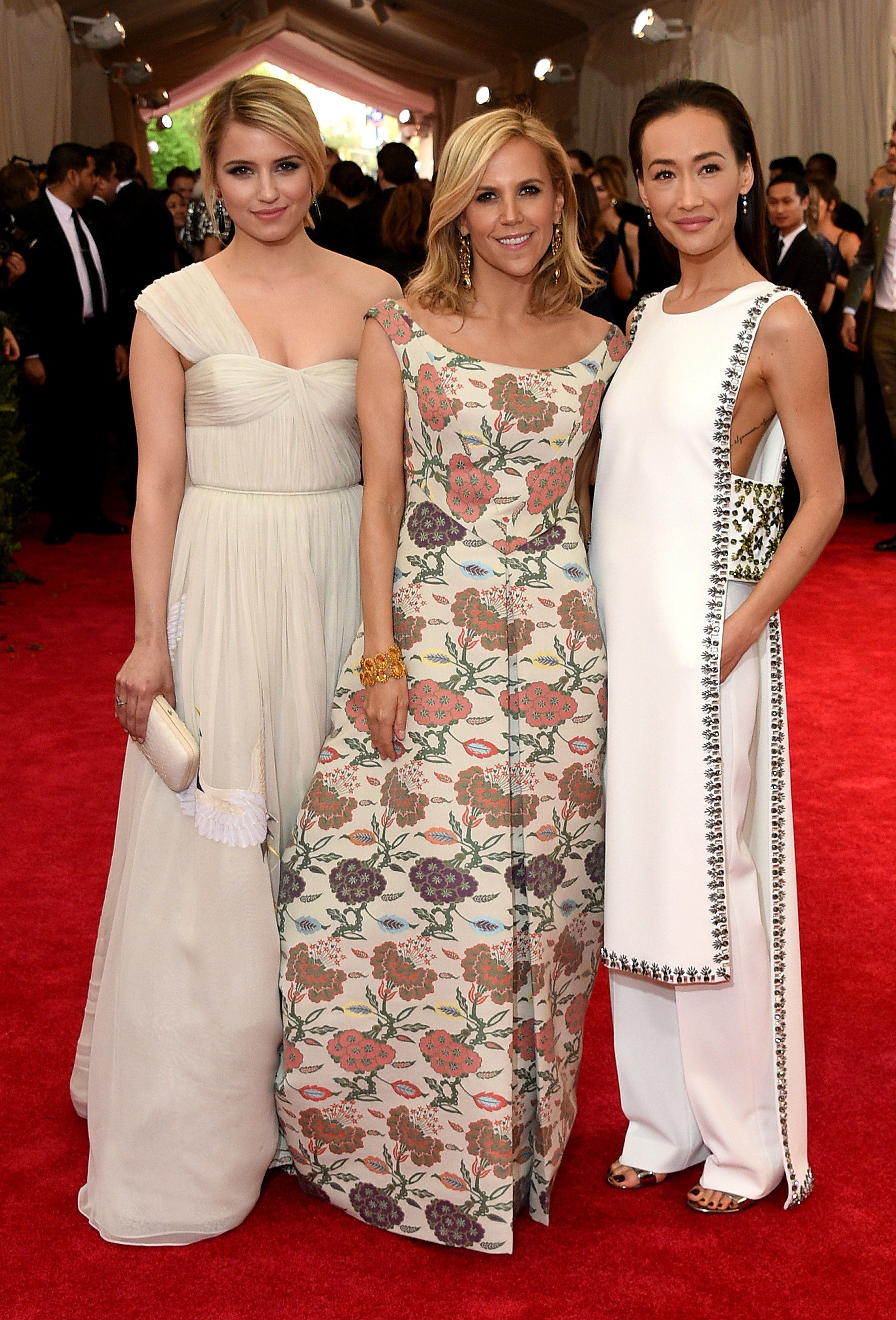 Dress to Room Pairings: The Met Gala 2015 | The English Room