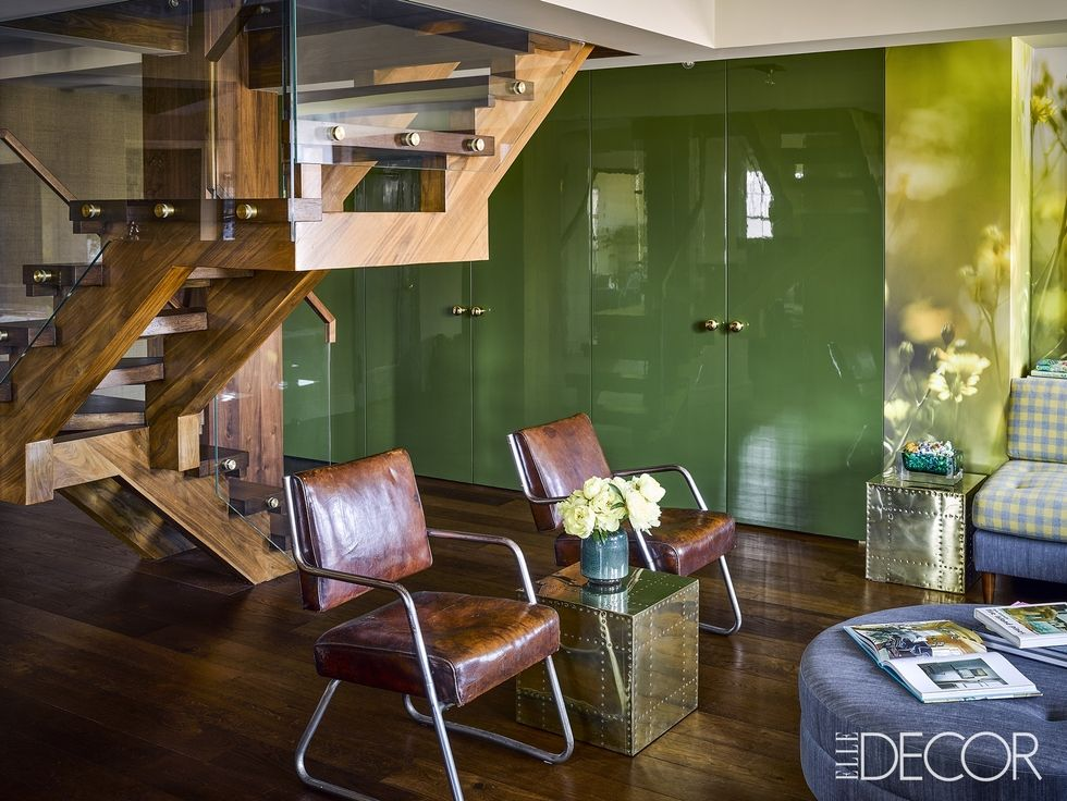 House Tour Andy Cohen S Nyc Pad The English Room